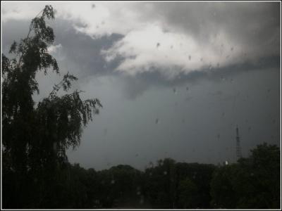 Negaiss Rīgā, 18. jūlijā